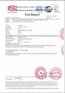 Giấy chứng nhận cho S31254