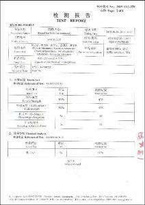 Giấy chứng nhận cho S32750