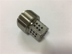 Vít titan Gr5 và ốc vít cho công nghiệp