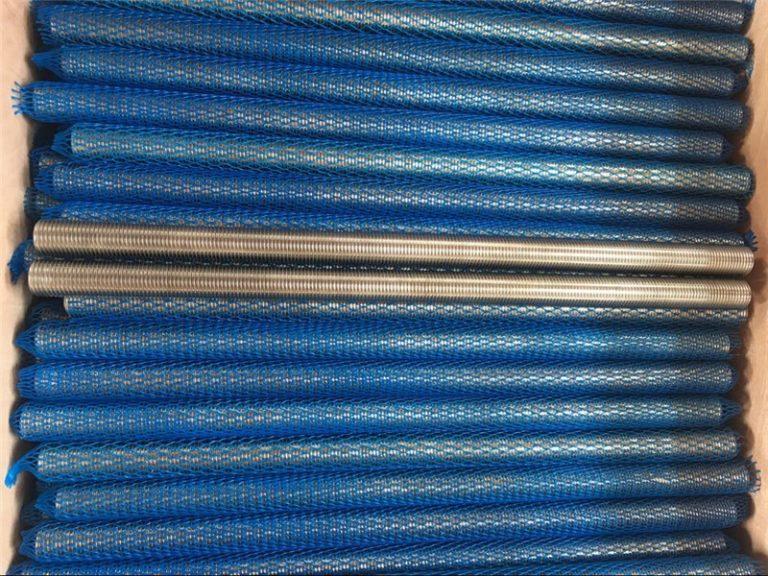 hợp kim niken inconel601 / 2.4851 hình thang ren