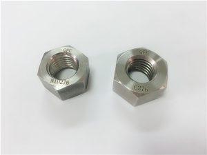 Số 108-Nhà sản xuất ốc vít hợp kim đặc biệt hastelloy hạt C276