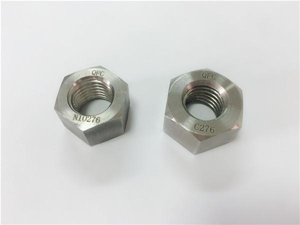 nhà sản xuất ốc vít hợp kim đặc biệt hastelloy c276 hạt
