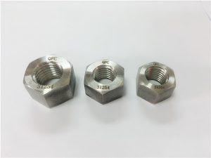 No.109-S31254 A193 B8MLCuN hạt hex nặng