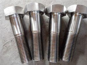 Bulông số 50-Nitronic 50 XM-19 DIN931 UNS S20910