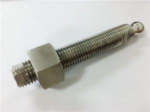 Số 22-Custom CNC phay thép không gỉ đầu bu lông và ốc vít