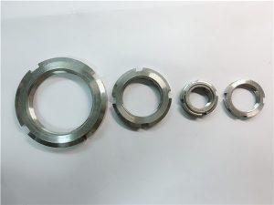 Số 33-Trung Quốc nhà cung cấp tùy chỉnh làm bằng thép không gỉ tròn