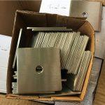tùy chỉnh super duplex s32205 (f60) máy giặt / tấm inox vuông