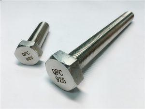 Vòng đệm ốc vít No.59-Incoloy 925, dây buộc hợp kim825925