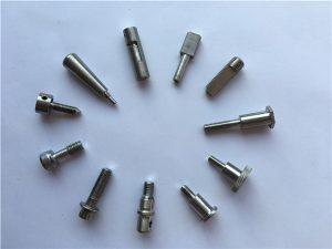 Chốt trục ốc vít số 65-Titanium, Bu lông xe máy Titanium, Phụ tùng hợp kim Titan