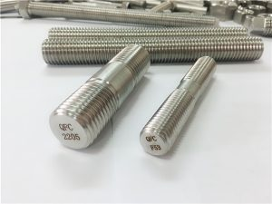Số 80-duplex 2205 S32205 2507 S32750 1.4410 phần cứng chất lượng cao dây buộc bằng gỗ thanh neo