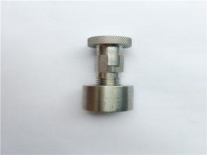 Bu lông vận chuyển No.95-SS304, 316L, 317L SS410 với đai ốc tròn, ốc vít không chuẩn