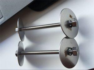 Stud SS 310S, đai ốc với máy giặt