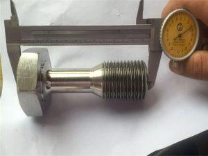 cnc tùy chỉnh biến bộ phận gia công chính xác ốc vít nhanh