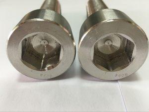 ốc vít nhà sản xuất DIN 6912 titan lục giác ổ cắm đầu bu lông