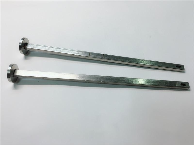 nhà cung cấp phần cứng fastener 316 thép không gỉ đầu phẳng cổ vuông din603 m4 bu lông vận chuyển