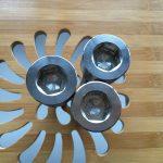 chất lượng cao ASEM hex socket titan gr2 vít / bu lông / đai ốc / máy giặt /